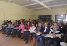 Ações de sensibilização / sessões de esclarecimento sobre a PEA