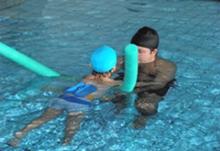 Psicomotricidade em Meio Aquático/Natação adaptada