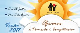 Oficinas de Promoção de Competências